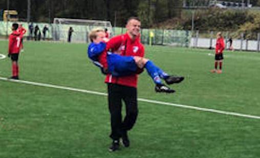 Jimmy Buitenhuis volgend seizoen trainer JO13-1
