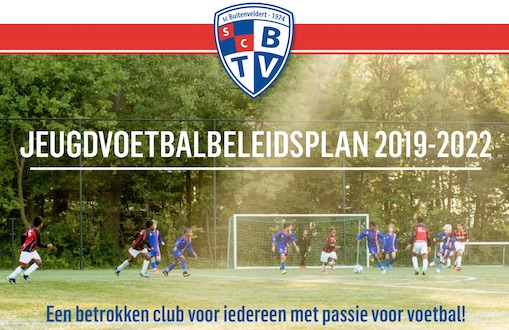 Jeugdvoetbalbeleidsplan 2019-2022 voor SC Buitenveldert!