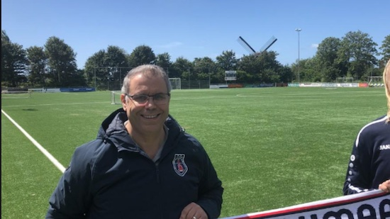Hassan Azoum en Jeffrey van Delft nieuwe trainers Vrouwenselectie