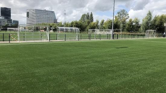 Upgrade van ons sportpark, kantine en kleedkamers