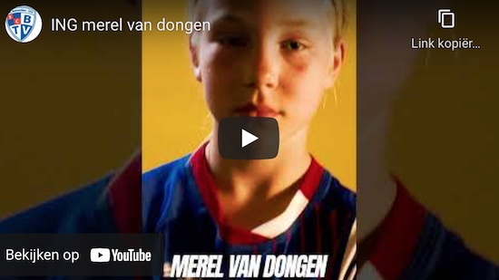 The club that brought us our champions - Merel van Dongen