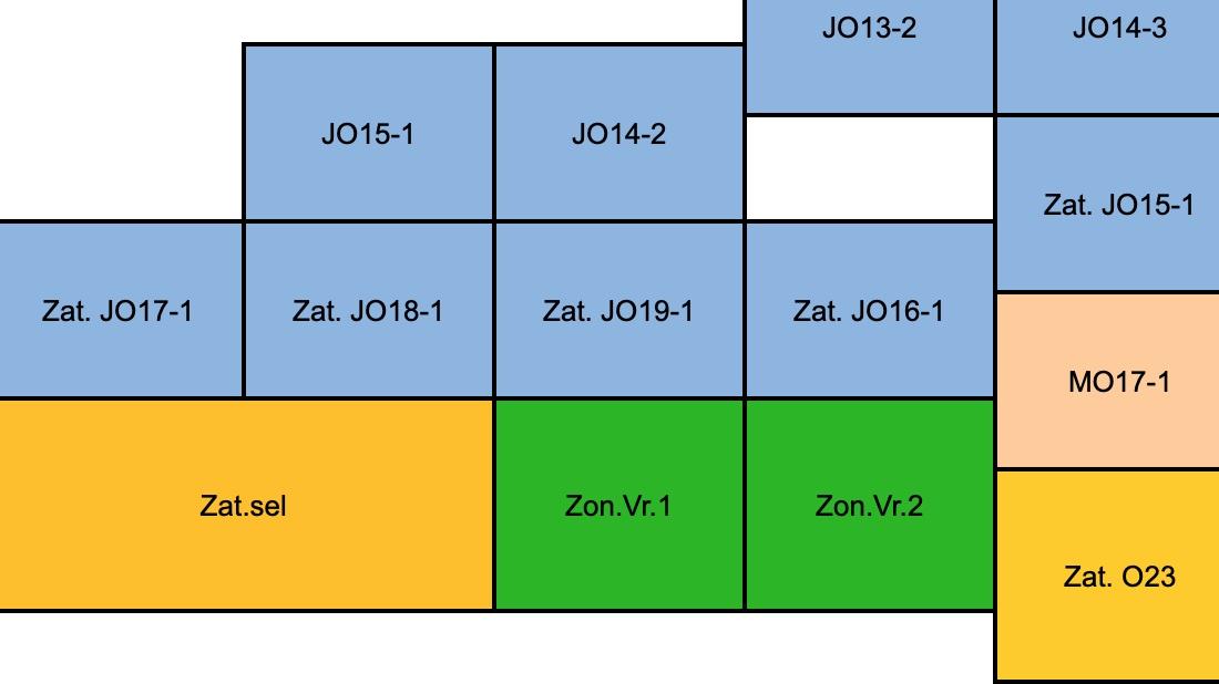 Trainingsschema seizoen 2021-2022 bekend